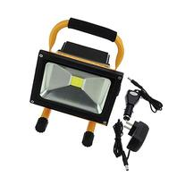 Ledwholesalers 20 Watt Portable LED Work Light With Battery