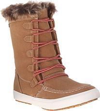 Roxy Women's Porter Winter Boot, Brown, 10 M US
