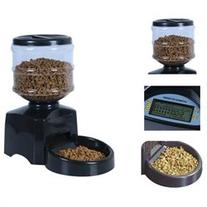 Portion Control Automatic Cat Dog Pet Feeder 5-Liter