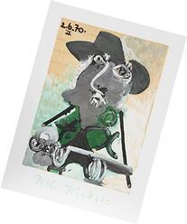 Portrait d'Homme au Chapeau