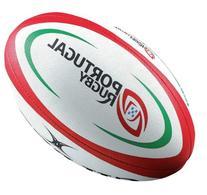 Gilbert Portugal Replica Rugby Ball