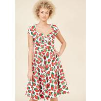 Posh Pickin's A-Line Dress