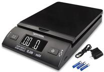 Accuteck 86lb All-in-one Black Digital Shipping Postal Scale
