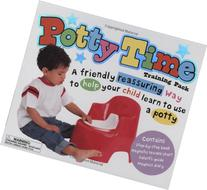 Potty Time Training Pack: A Friendly Reassuring Way To Help