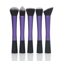 MeGooDo 5 pcs Powder Blush Foundation Makeup Brushes Set