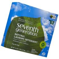 Seventh Generation Powder Laundry, Free & Clear 112 oz