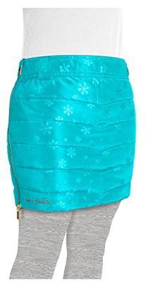 Arctix Girl's Powder Puff Snow Skirt, Aqua, X-Small