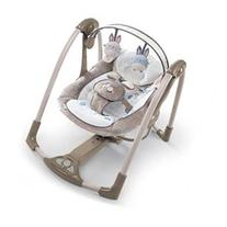 Ingenuity Power Adapt Portable Swing - Bingham Bunny