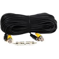 VideoSecu 50ft Security Camera Cable Pre-made All-in-One