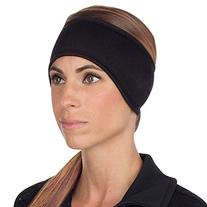 TrailHeads Women's Ponytail Headband   Moisture Wicking