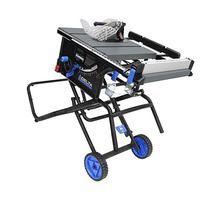 """Delta Power Tools 36-6020 10"""" Portable Table Saw with Stand"""