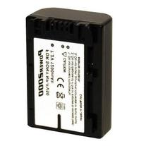 Power2000 NP-FV50 Replacement Lithium-Ion 7.2v, 1200mAh