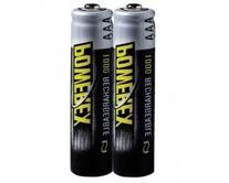 Maha PowerEx 1000mAh AAA Rechargeable Battery 2pk MHRAAA2