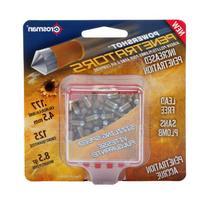 Crosman PowerShot Gold Flight Penetrator Pellets, .177 Cal,