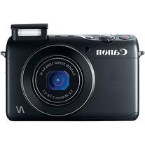 Canon PowerShot N100 HS 12.1MP Digital Camera - Wi-Fi