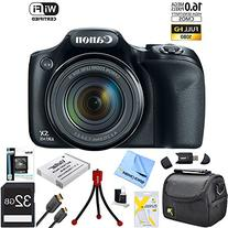 Canon Powershot SX530 HS 16MP Wi-Fi Super-Zoom Digital
