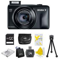 Canon PowerShot SX600 HS 16.1 MP CMOS Digital Camera with