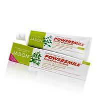 Jason Powersmile Enzyme Brightening Gel Toothpaste Fluoride-