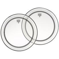 Remo Powerstroke P3 Clear Bass Drumhead, 22
