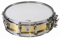 Percussion Plus PP210 Brass 3.5 x 13 Inches Piccolo Snare