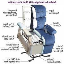 PR-505L MaxiComfort Large Lift Chair