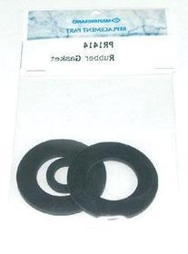 Marineland PR1414 3-Pack Aquarium Rubber Gasket Replacement
