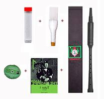 Gibson Practice Premium Chanter Kit with Sleeve - Learn to