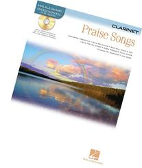 PRAISE SONGS CLARINET BK/CD