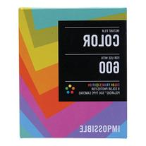 Impossible PRD2959 Color Film for Polaroid 600-Type Camera