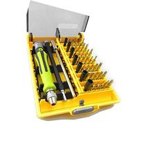 JBtek 45 Piece Precision Screwdriver Tool Bit Set with