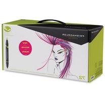 Prismacolor Premier Double-Ended Art Markers, Fine and Brush