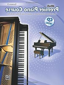 Alfred Premier Piano Course Lesson Book 3 Book 3 & Cd
