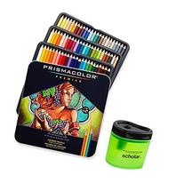 Prismacolor 3599TN Premier Soft Core 72 Colored Pencils +