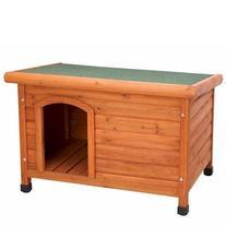 Ware Manufacturing Premium Plus Fir Wood Dog House - Medium