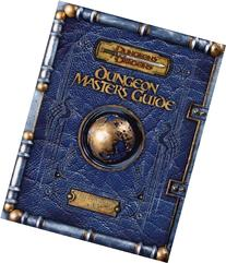 Premium Dungeons & Dragons 3.5 Dungeon Master's Guide with