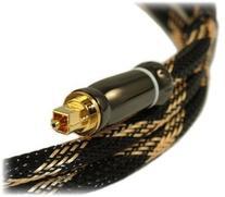 6ft Premium Toslink Digital Optical Audio Cable
