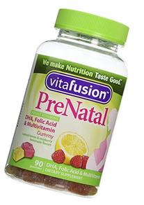 Vitafusion Prenatal, Gummy Vitamins, 90 Count