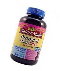Nature Made Prenatal Multi+dha 200 Mg Dha for Women 12