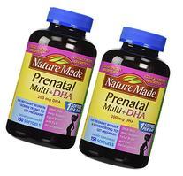 Nature Made Prenatal Multi + Dha, 200mg, 300 Softgels
