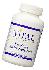 Vital Nutrients - PreNatal Multi-Nutrients - Women's Multi-