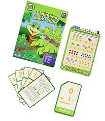LeapFrog Prep Materials Flash Card Kindergarten Math