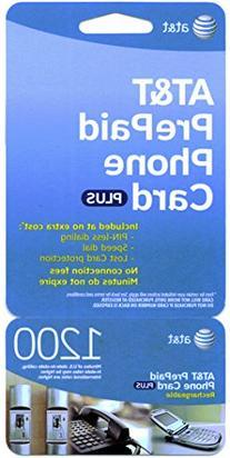 AT&T 1200 Minute Prepaid Phone Card