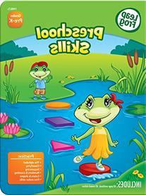 LeapFrog Preschool Skills Workbook, 60 Pages and 60 Reward