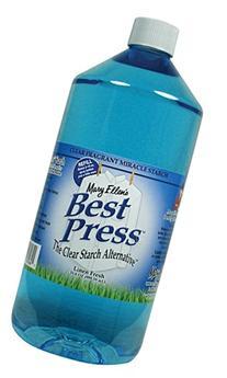 Mary Ellen's Best Press Refills 32 Ounces-Linen Fresh