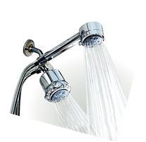 WantBa High Pressure Chrome 5 Setting Massage Spa Shower