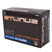 Sunlite Standard Presta Valve Tubes, 700 x 23-25  / 48mm,