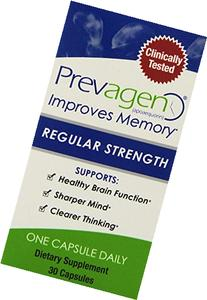 Prevagen For healthier brain, sharper mind and clearer