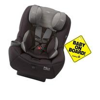Maxi-Cosi - Pria 70 Car Seat w Baby on Board Sign Total