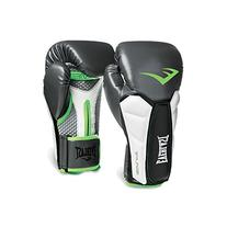Everlast Prime Boxing Gloves , Grey, 14-Ounce