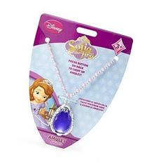 Disney Princess Sofia the First Light Up Amulet Necklace